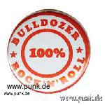 Rock`n`Roll Stormtroopers: 100% Bulldozer Button