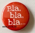 Bla, bla, bla... Button / Badge