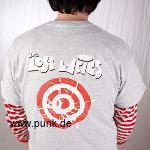 The Lost Lyrics: Punchline Party T Shirt grau